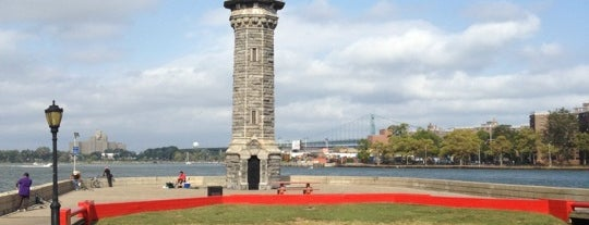 Blackwell Island Lighthouse is one of NY'ın En İyileri 🗽.