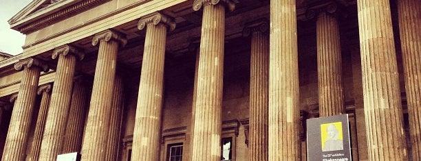 Museu Britânico is one of Мой список великих английских планов.