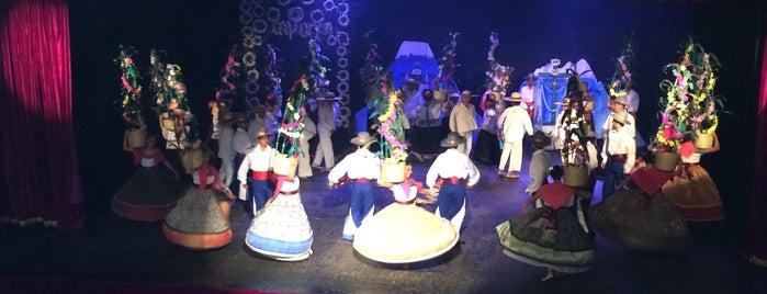 Escuela Superior De Danza Folklórica Mexicana C'acatl is one of Posti che sono piaciuti a Eduardo.