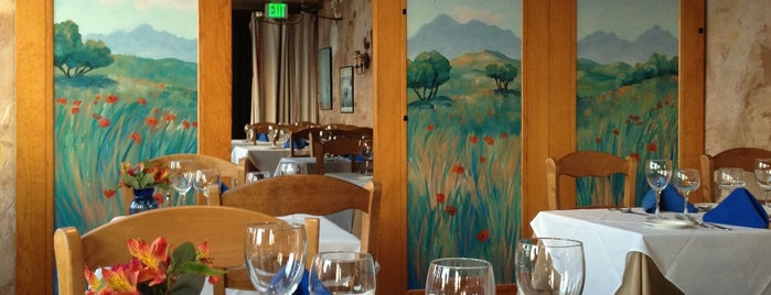 Fandango Restaurant is one of SF to Santa Barbara Road Trip.