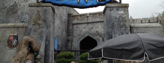Curse of DarKastle - Busch Gardens is one of Going Traveling!.