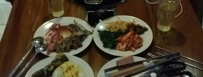 San Nae Deul Korean BBQ is one of Eateries in Selangor & KL.