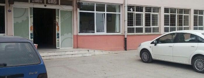 Buca Anadolu Teknik Ve Endüstri Meslek Lisesi is one of İlker 님이 좋아한 장소.