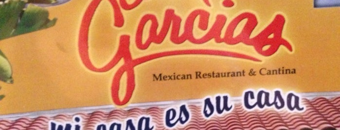 Casa Garcia's Mexican Restaurant is one of Austin Trip.