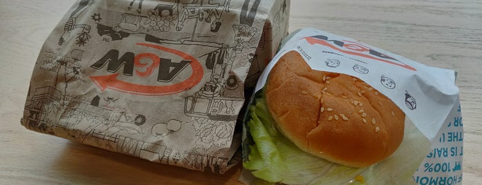 A&W is one of Jared's Liked Places.