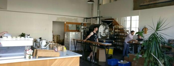 Bows & Arrows Coffee is one of Jonathan: сохраненные места.