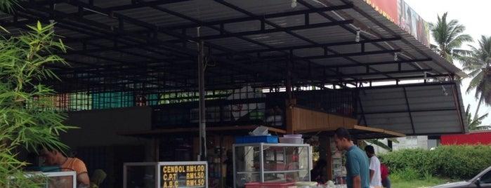 Kedai Makan Kiasatina is one of @Kota Bharu,Kelantan #4.