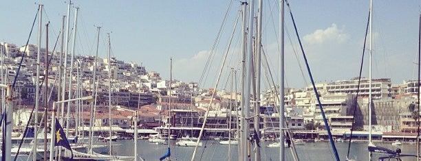 ΙΟΠ - Ιστιοπλοϊκός Όμιλος Πειραιώς (Piraeus Sailing Club) is one of Athens, Greece.