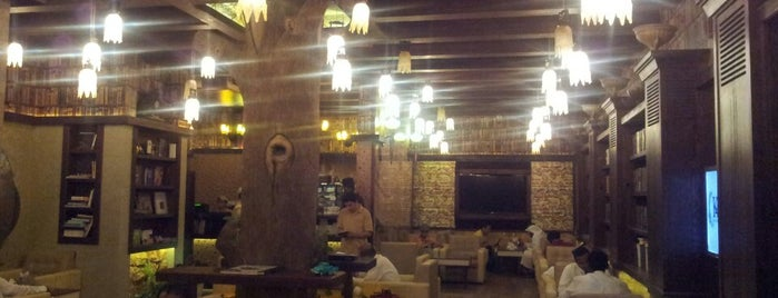 Title Cafe is one of Riyadh.