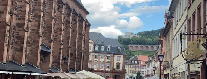 Hans im Glück - Burgergrill is one of Strazburg Frankfurt Heidelberg.