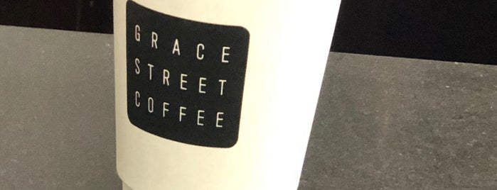 Grace Street Coffee is one of DC/VA.