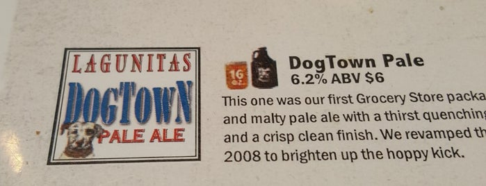 Lagunitas Seattle Taproom & Beer Sanctuary is one of Posti che sono piaciuti a Lisa.