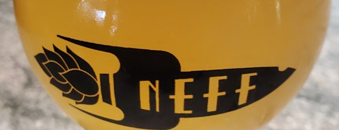 NEFF Brewing is one of Beer in Tulsa.
