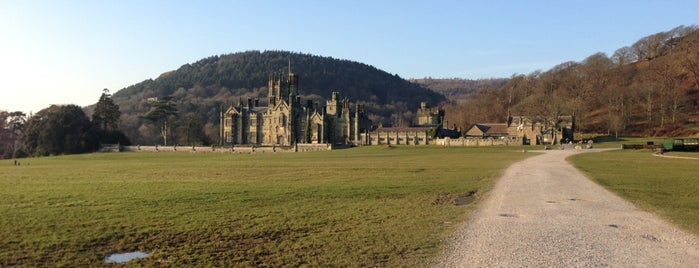 Margam Castle is one of Paranormal Sights.