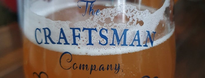 The Craftsman Company is one of Scotland bar/pub.