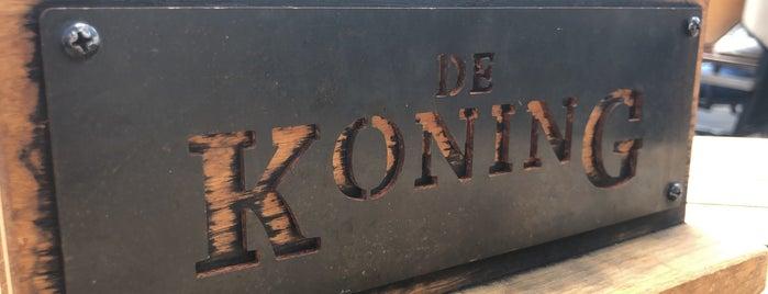 De Koning Eten & Drinken is one of Ralf'ın Beğendiği Mekanlar.