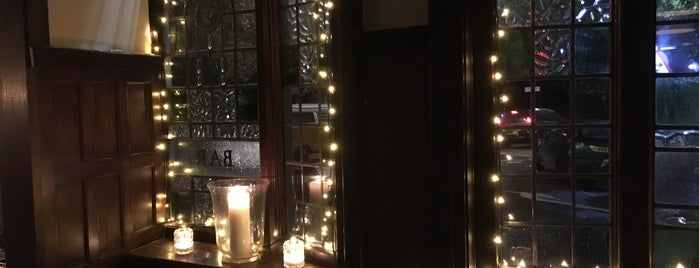 The Herne Tavern is one of London bar,pub,restaurants.