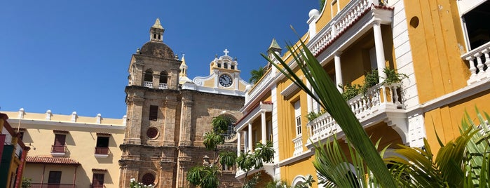 Cartagena is one of Weekend.