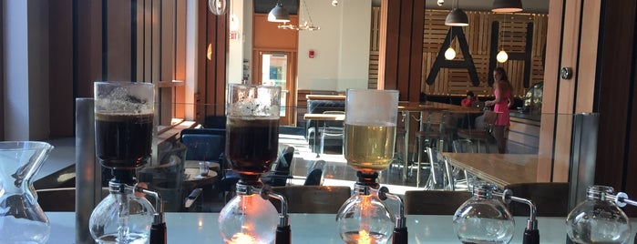Jaho Coffee Roaster & Wine Bar is one of Your Next Coffee Fix.