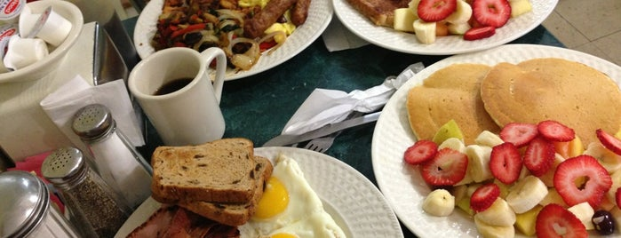 Martin's Coffee Shop is one of Brunch & Breakfast.