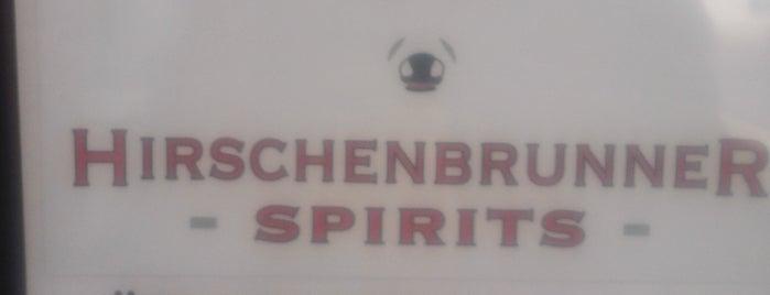 Hirschenbrunner Spirits is one of Vienna Eat & Drink.