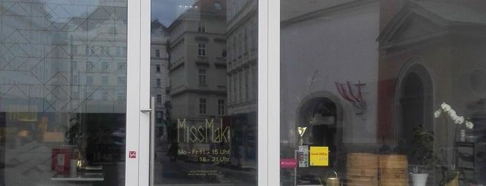 Miss Maki is one of Wien.