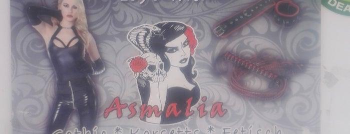 Asmalia is one of Alternative Lokale In Wien.