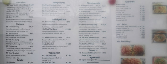 Meng's Thai Imbiss is one of Exotische & Interessante Restaurants In Wien.