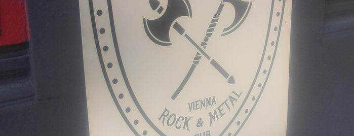 Battle Axe Rock & Metal Pub is one of Vienna.