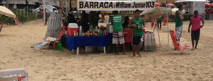 Barraca do William & Júnior is one of Marina 님이 좋아한 장소.