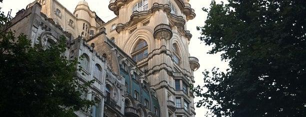 Palacio Barolo is one of Capital Federal (AR).