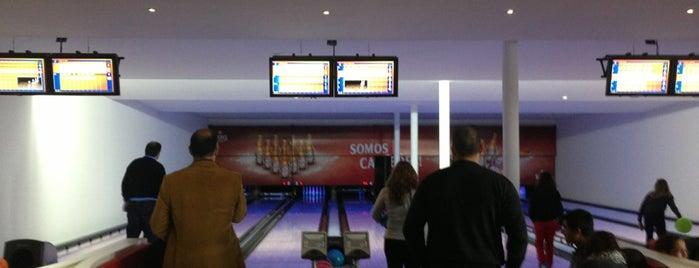Bowling Évora is one of evora.