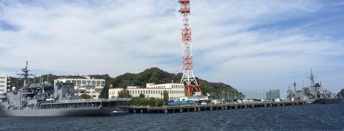 長浦港 is one of ロケ場所など.