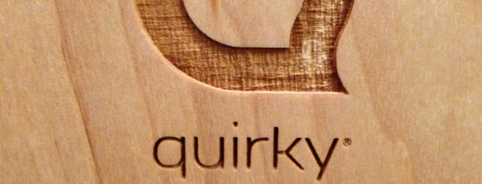 Quirky is one of NYC Work Spaces & Tech Startups.