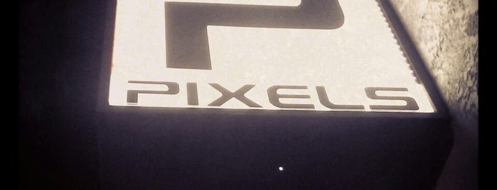 Pixels Bar is one of Pub Crawl, Anyone?.