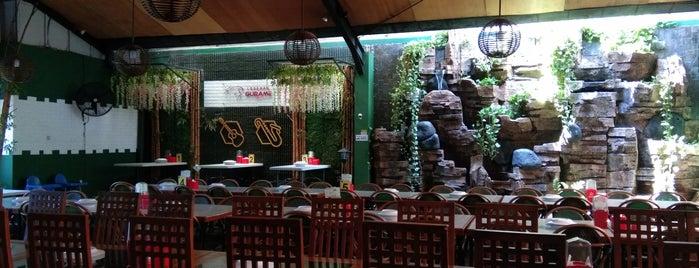 Lesehan Gurame (Masakan Kampung Sunda & Jawa) is one of Jakarta restaurant.