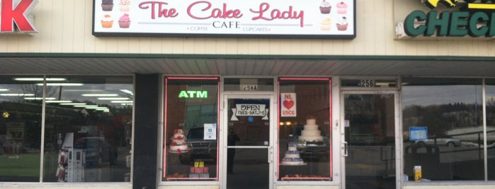 The Cake Lady is one of Chelseaさんの保存済みスポット.