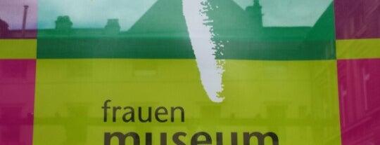 Frauenmuseum is one of Kurze Nacht der Galerien.