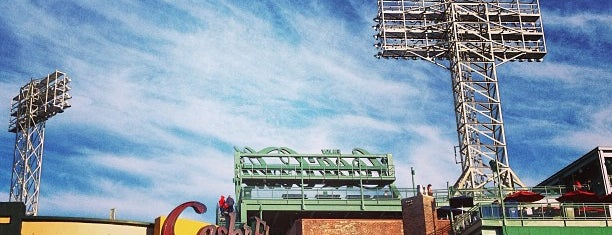 major league stadiums i've been to