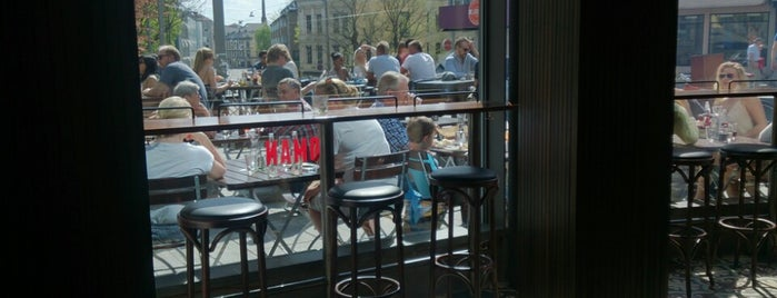 Homan Bistro & Bar is one of Oslo.