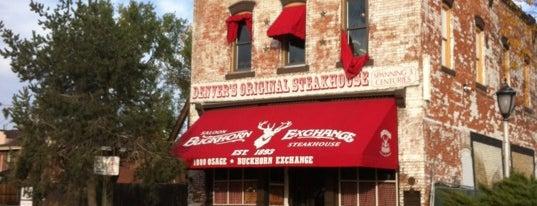 The Buckhorn Exchange is one of BrewDog Show Mentions.
