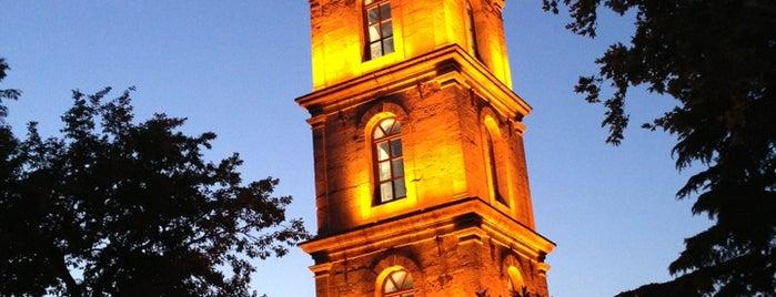 Tophane Saat Kulesi is one of Tarih/Kültür (Marmara).