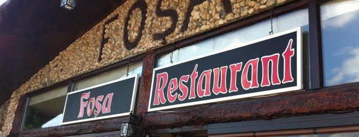 Foşa Restaurant is one of Tempat yang Disimpan Recep.