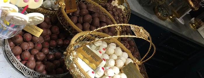 Çikolatapare is one of Çikolatacı.