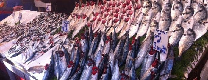 Üsküdar Balıkçılar Çarşısı is one of IST.
