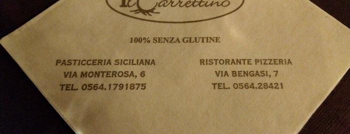Ristorante Il Carrettino is one of Florenz/ Toskana.