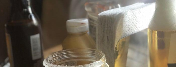 Las Margaritas is one of Locais salvos de Aline.