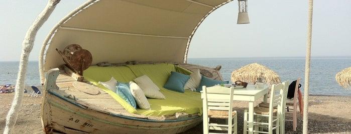 Yalos Santorini is one of Greece.