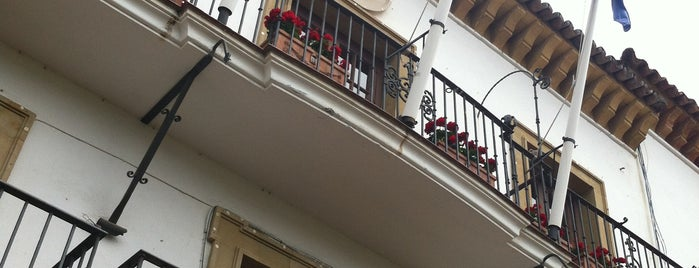 Ayuntamiento de Marbella is one of Mさんの保存済みスポット.
