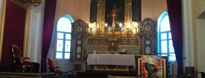 Surp Levon Ermeni Katolik Kilisesi is one of denemek gerek.